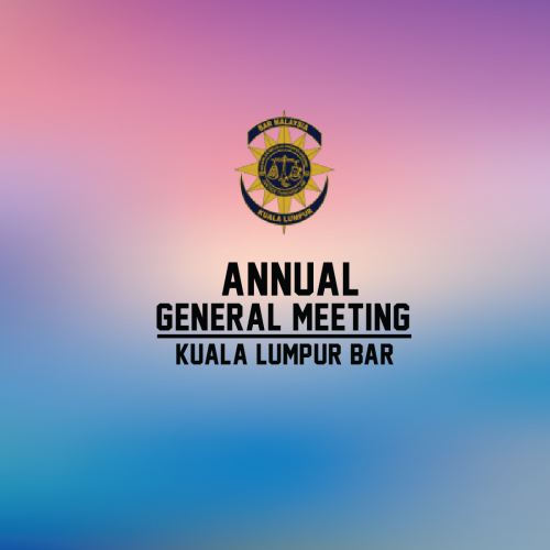 29th Annual General Meeting of the Kuala Lumpur Bar