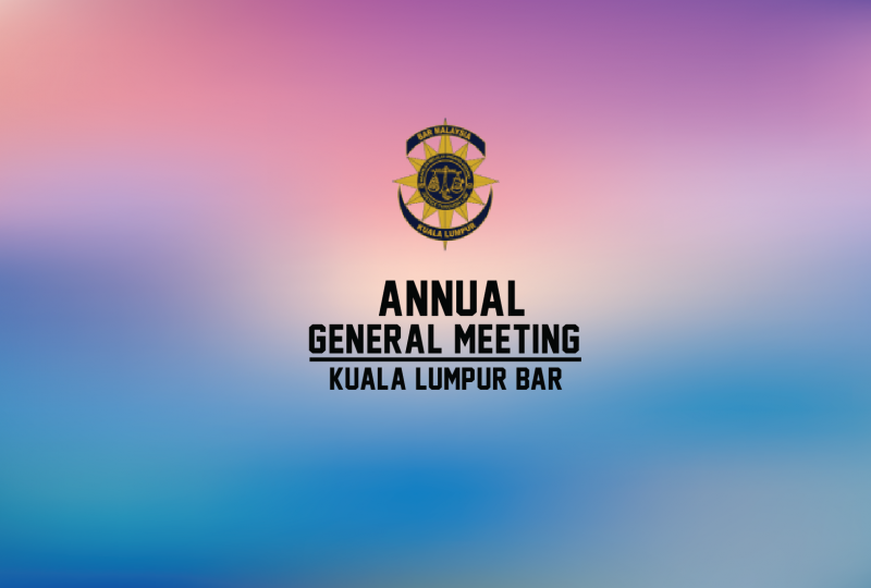 27th Annual General Meeting of the Kuala Lumpur Bar
