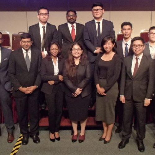 Kuala Lumpur Bar Committee 2019/2020 and Subscription for the year 2019